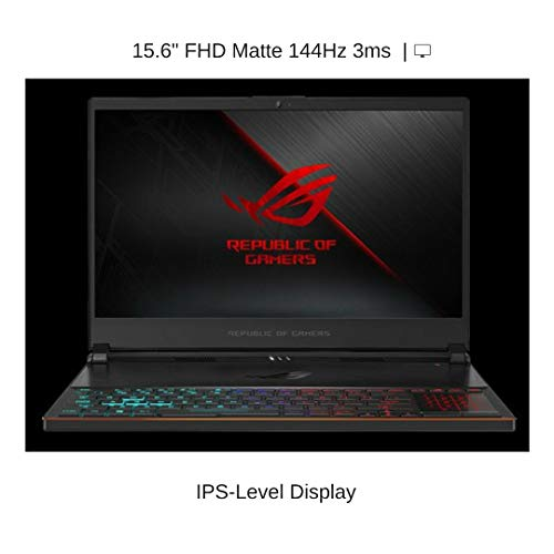 Compare HIDevolution ASUS ROG Zephyrus S GX531GM (GX531GM-DH74-HID2-US) vs other laptops