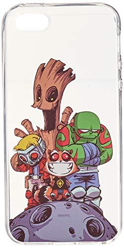 Ert Group MPCGUARD7547 Custodia per Cellulare Marvel Guardians of Galaxy 017 iPhone 5/5S/SE