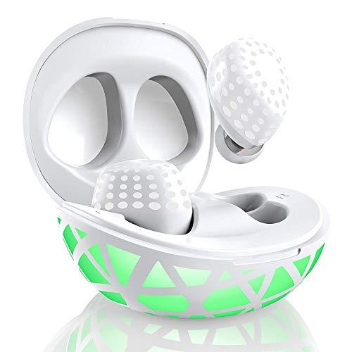 Arbily Auriculares Bluetooth, Auriculares inalámbricos 5.0 Control Táctil, Sonido...