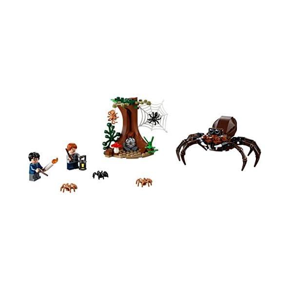 LEGO-Harry-Potter-Il-covo-di-Aragog-Multicolore-75950