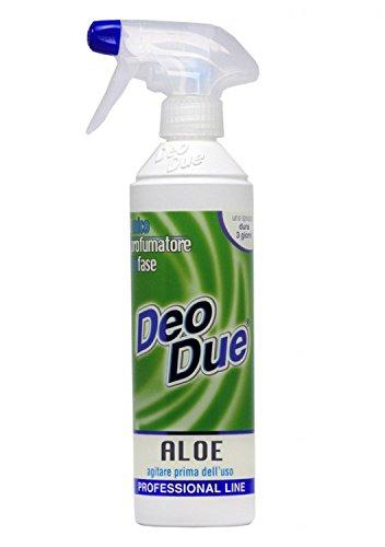 Química Deo Due Aloe 500 ml. Ambientador.