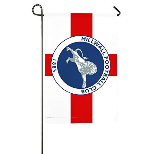 Mil-Lwall F-C Family Flag Garden Flag Garden Printed Welcome Party Flag Decorative Flags Competition Flags