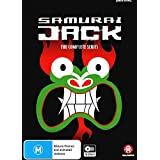 Samurai Jack: The Complete Series [DVD]