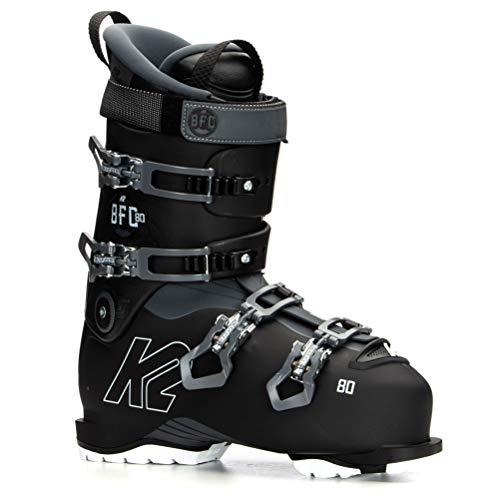 K2 - Chaussures De Ski Bfc 80 Gripwalk Homme Noir - Homme - Taille 44 - Noir