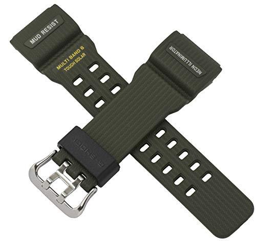 Casio 10559691 - Correa de reloj para GWG-100, GWG 100, 1A3, color...
