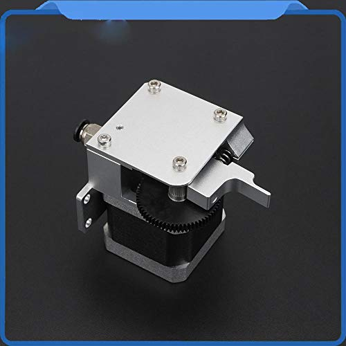 Silver All Metal Titan Aero Extruder 1.75mm for Prusa I3 MK2 3D Printer for Both Direct Drive and Bowden Mounting Bracket Photo #4