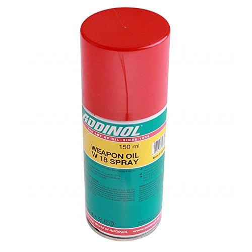 ADDINOL W18, Waffenöl, vollsynthetisch, 150 ml Spraydose