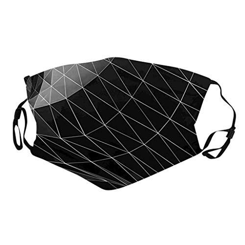 WEXCV Face Cover Multifunktionstuch Motorrad Winddicht Atmungsaktiv Mundschutz Halstuch Schön Atmungsaktiv Sommerschal Augenschutz (R9)