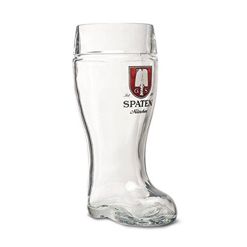 plastic boot beer glass - 5