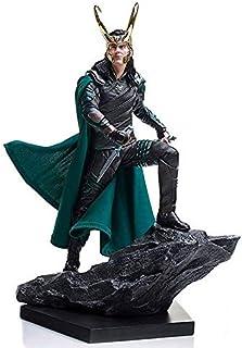 Hclshops Estatua de Juguete Comics Avengers Loki Ragnarokr Figura de acción de 25 cm Acción Edición calcula el Juguete Animado Figura Juguetes for el Regalo de los niños (Color : No Retail Box)