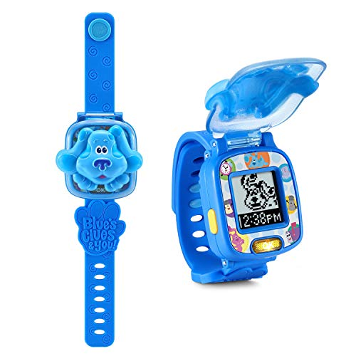 LeapFrog Blue's Clues and You! Blue Learning Watch $4.94 @ Amazon
