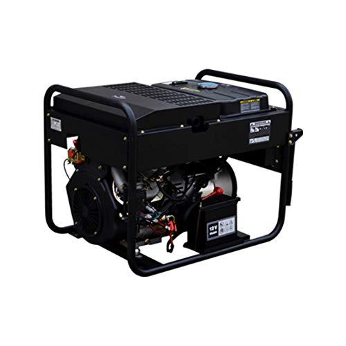 HIOD Notstromaggregat Stromerzeuger Stromaggregat Stromgenerator Notfallgenerator 11kw, 13.75kva, 230v, 52.2a, Dieselgeneratoren,1-Phase