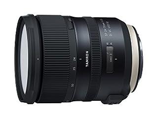 Tamron T81065 - Objetivo para cámara Canon (SP 24-70mm, Apertura F/2.8 Di, Rendimiento de estabilización VC USD G2, A032) (B073FV5MG8) | Amazon price tracker / tracking, Amazon price history charts, Amazon price watches, Amazon price drop alerts