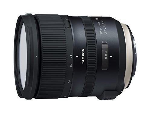 Tamron SP 24-70mm F/2.8 Di VC USD G2 Objektiv für Canon schwarz
