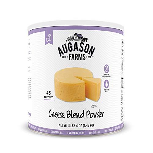 Augason Farms Cheese Blend Powder (Gluten-Free)