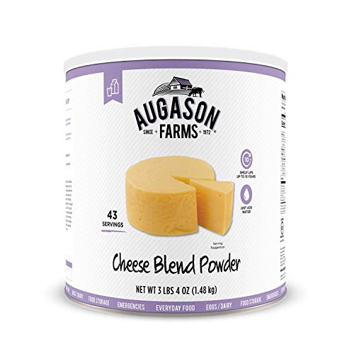 Augason Farms Cheese Blend Powder (Gluten-Free)