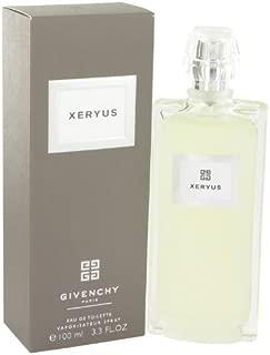 Givenchy Xeryus for Men Eau de Toilette Spray, 3.3 Ounce
