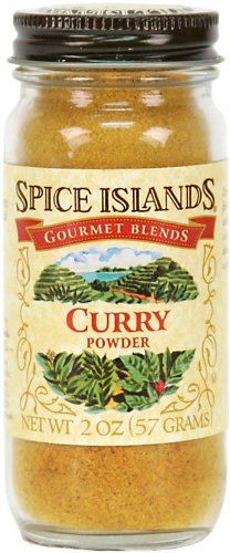 Spice Islands Curry Powder Pack Deluxe Bombing new work 2-Ounce 3 of