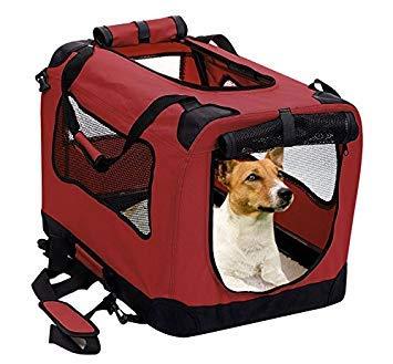 3. 2PET Foldable Dog Crate
