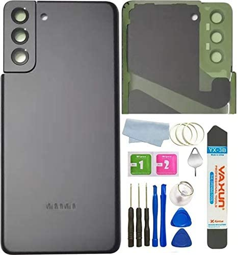 Galaxy All items free shipping S21 Plus Back Glass 2021 spring and summer new Cover Housing with Ca Door Waterproof