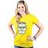 Kerusso Men's Mustard Seed - Faith Moves Mountains T-Shirt - Daisy -Large