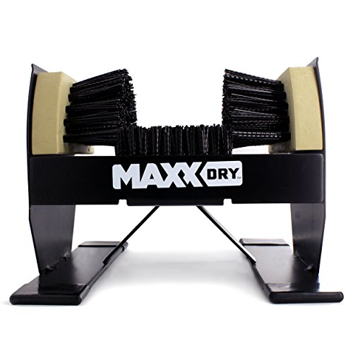 MaxxDry MuddStopper Heavy-Duty Boot and Shoe Scraper Brush