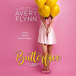 Butterface audiobook cover art