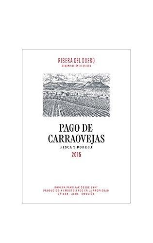 CAJA DE 6 BOTELLAS PAGO DE CARRAOVEJAS 2015