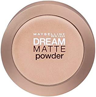 Maybelline New York Dream Matte Air Soft Powder - 4-5 Cream, 0.31 oz.
