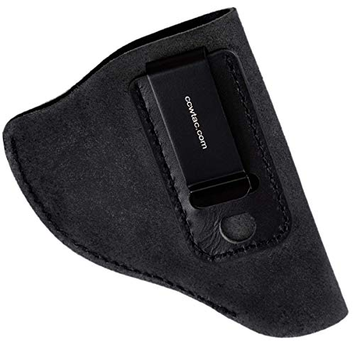 IWB Leather Holster for J Frame Revolvers by CCW Tactical - Made...