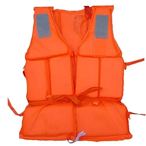 Berrywho Chalecos Salvavidas para Adultos Natación Natación Flotabilidad Chaleco Espuma Flotación Seguridad CHAILETAS DE Vida para EL Agua SURFIENCIA BOQUEO Kayaking Kayaking