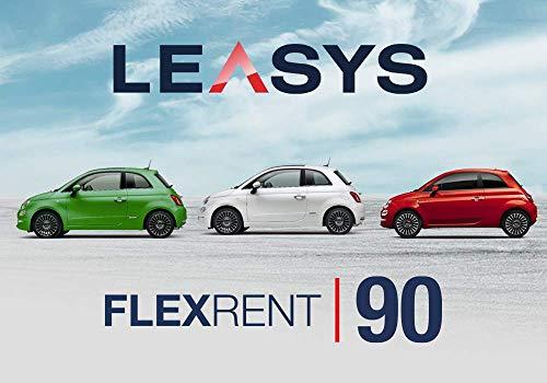 Pass di accesso all'offerta Leasys FlexRent 90. Noleggio auto di durata 90 giorni (rinnovabili)