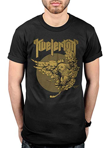 Kvelertak Owl King T-Shirt Nattesferd Westcoast Holocaust Svartmesse