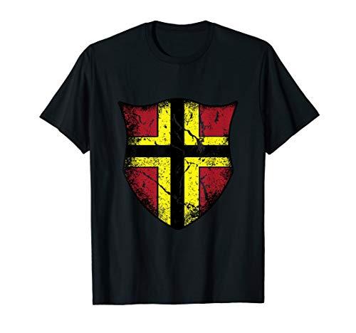 Wirmer Flagge Deutscher Widerstand Deutschland T-Shirt