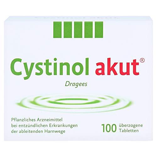 Cystinol akut Dragees bei Harnwegserkrankungen, 100 St. Tabletten