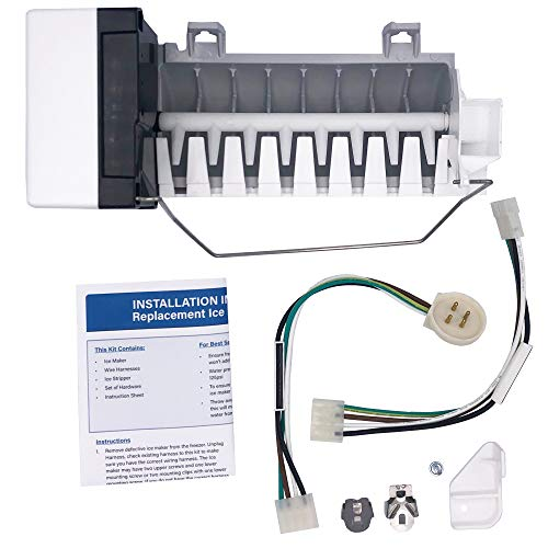 Supplying Demand 4317943 Refrigerator Ice Maker Replacement For 1857...