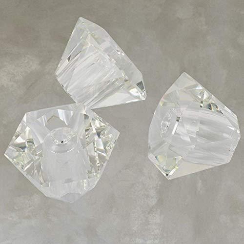HYY-YY Oro cristal moderno dormitorio comedor cobre llevó redondo el vidrio entero lámpara de techo fuente de luz 24 d60cm decoración