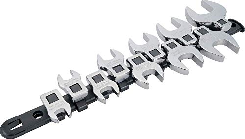 CRAFTSMAN Breaker Bar, SAE, Crowfoot, 10-Piece (CMMT12052)