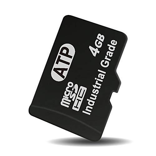 ATP micro-sd-kaart in industriële kwaliteit Micro SD 4 GB