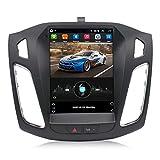 Sat Nav con Llamada de Manos Libres Bluetooth, cámara en Vivo y cámara de Velocidad, Adecuado para enfocar (2012-2017)