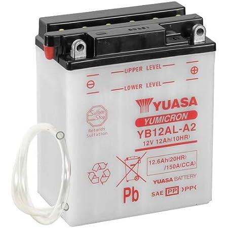 Gel Batterie Für Yamaha Xv 535 Virago 1988 1997 Typ 2yl Wartungsfrei Auto