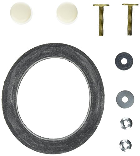 DOMETIC 385311653 Mounting Hardware and Seal for 300 Series Toilet - Bone