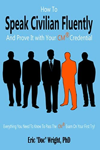 How To Speak Civilian Fluently And Prove It With Your CM Credential product image