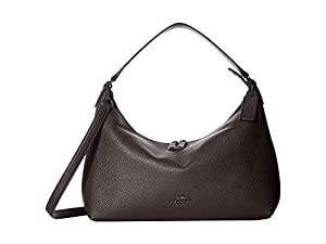 COACH Womens Pebbled Leather East/West Celeste Convertible Hobo from COACH