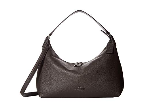 Please Note: COACH™ items cannot be shipped to military addresses (APO or FPO) and addresses in Hawaii, the Virgin Islands, Guam or any other locations outside of the continental US. Polish off your look with the sleek Pebble Leather Hobo Bag. Made o...