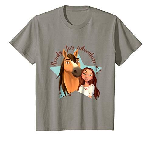 Kids DreamWorks Spirit Riding Free - Star Adventure T-Shirt