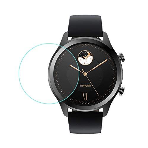 AUSKAS Screen Protector 0.26mm 2.5D gehard glas film voor TIC horloge C2 Smartwatch film