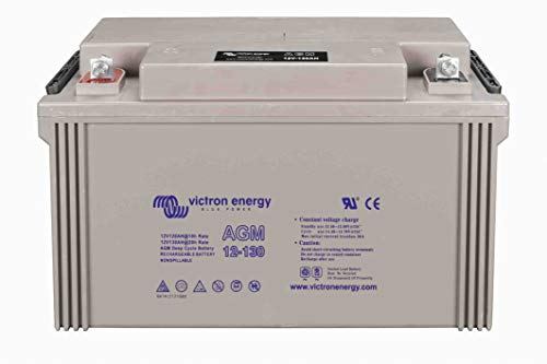 Victron Energy BAT412121084 Deep-Cycle-Batterien 130 Ah