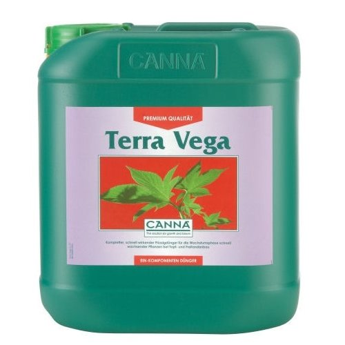 Grow Fertilizer Canna Terra Vega (10L)