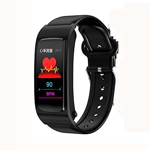 FENGXU Smartwatch,Reloj Inteligente con Pulsómetro, Calorías, Monitor de Sueño, Podómetro Pulsera Actividad Inteligente Impermeable IP67 Smartwatch Hombre Reloj Deportivo para Android iOS